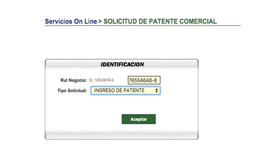 Patente Municipal Providencia Online 1.0