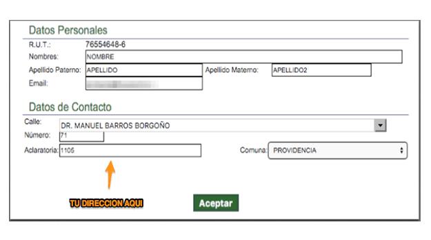 Patente Municipal Providencia Online 2.0