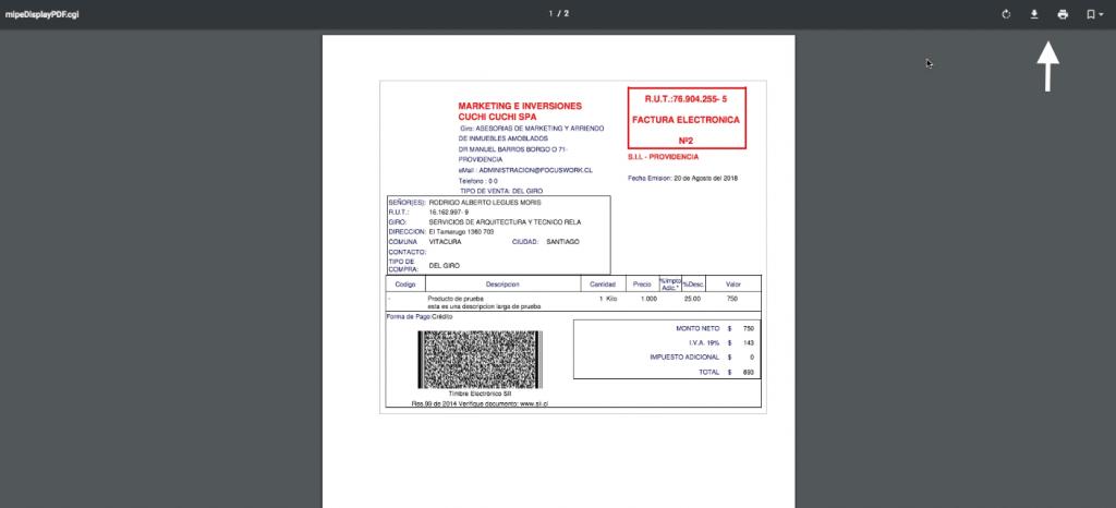 Emitir Factura Electronica (14)